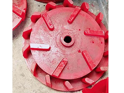 Polyurethane Flotation Machine Rotor and Stator
