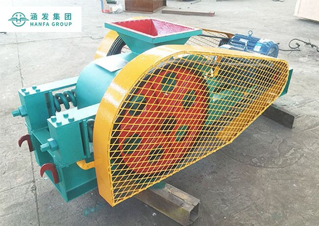 Double Roller Crusher for Limestone