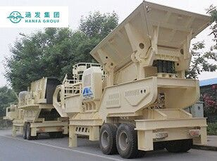 HX series mobile crushing station