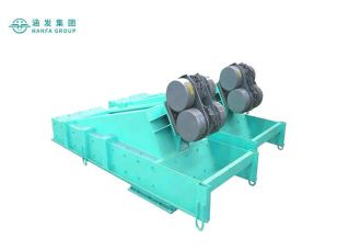 Simple Structure Vibrating Feeder