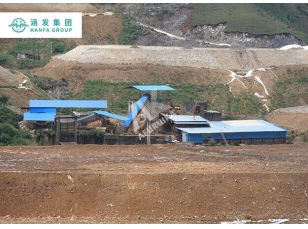 Heap Leaching of Gold Ore